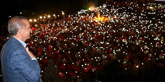 Erdoğan-Millet birliği piyasalara güven verdi