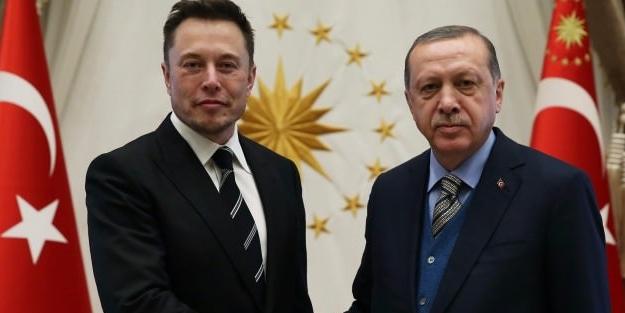 Erdoğan Musk'la ne görüştü