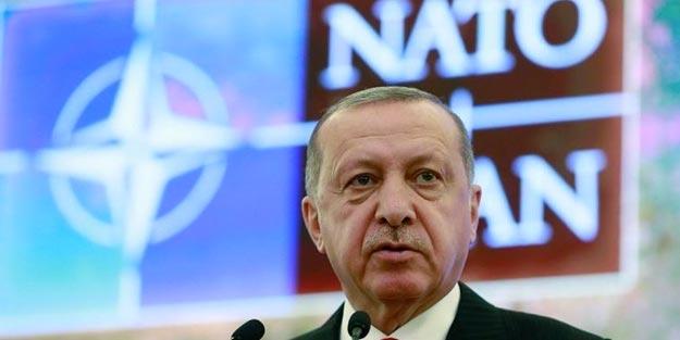 Erdoğan NATO zirvesinde ne zaman saat kaçta konuşacak