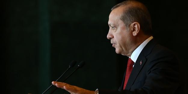 Erdoğan: Oğlumu belki de tutuklayacaklar!