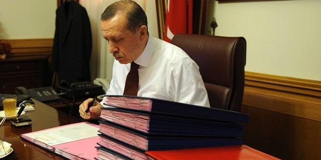 Erdoğan onayladı, cezalar resmen arttı