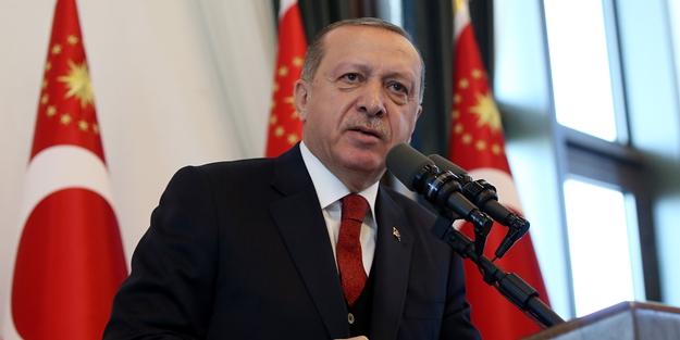 Erdoğan Orada olacağım dedi, herkesi davet etti