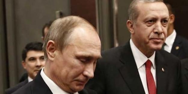 Erdoğan-Putin buluşması 9 Ağustos'ta
