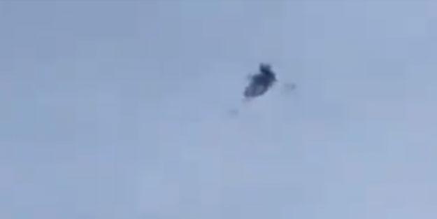 Erdoğan-Putin görüşmesi sırasında Rus uçağı düşürüldü