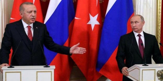 Erdoğan- Putin İdlib zirvesi ortak basın toplantısı ne zaman?