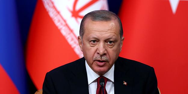 Erdoğan: Rejimin İdlib'e saldırısı...