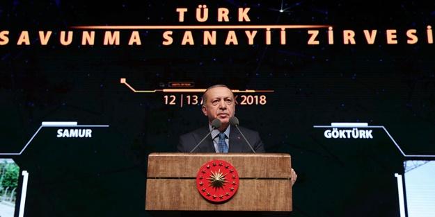 Erdoğan resmen duyurdu: Harekat bir kaç güne başlayacak