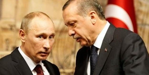 Erdoğan rest çekti, Kremlin kıvırdı