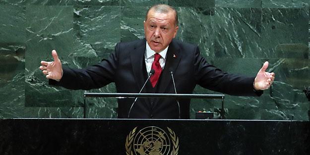 Erdoğan resti çekmişti... Masada görünce salona girmedi!