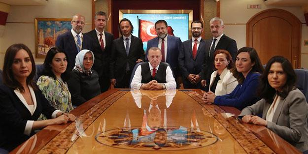 Erdoğan: S-400'den taviz yok, tükürdüğümüzü yalamak devlet adamlığıma uymaz!