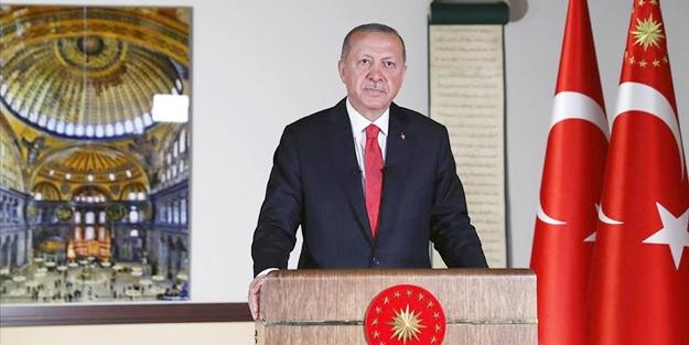 Erdoğan: Sabahın ilk ışıklarına kadar uyumadım