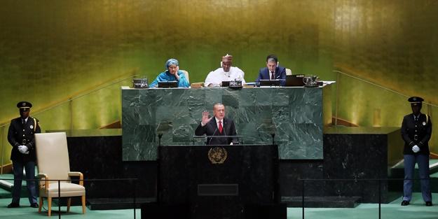 'Erdoğan sadece Türkiye'yi değil, ümmeti temsil ettiğini ispat etti'