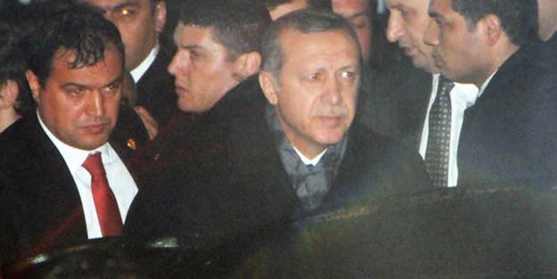 Erdoğan taziye ziyaretinde Kur'an okudu