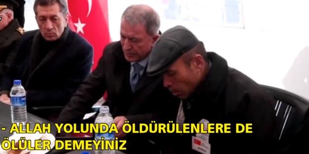 Başkan Erdoğan'dan şehidin ailesine telefon