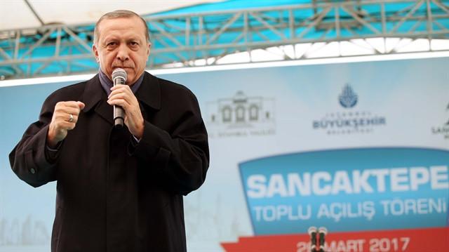 Erdoğan: Siz o baharı çok beklersiniz!