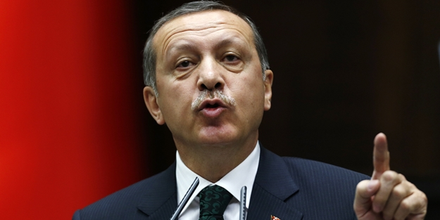 Erdoğan: Suçlu Batı dünyası