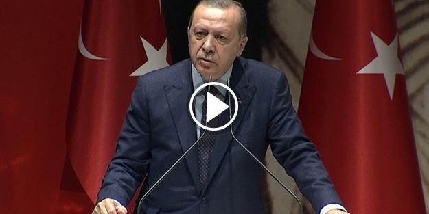 Erdoğan: Talimat verdim o başkan konuşmayacak