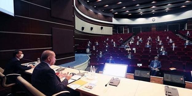Erdoğan talimatı verdi! 'Osmanlı' modeli geliyor: Esham!