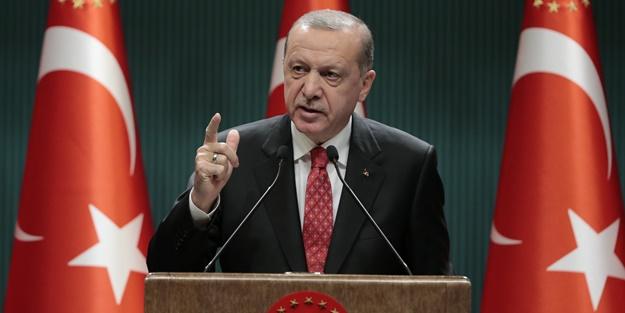Erdoğan teklifi duyunca sert konuştu!