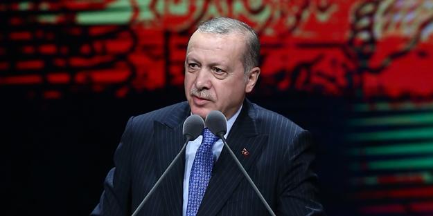 Erdoğan: Tillerson'a sordum cevap veremedi