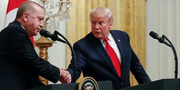 Erdoğan-Trump görüşmesi sonrası ABD'den tarihi itiraf