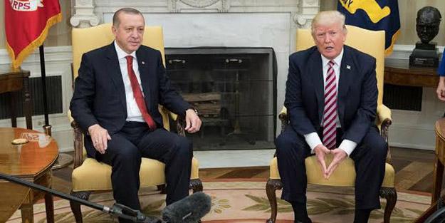 Erdoğan-Trump görüşmesine ilişkin Rusya'dan ilk açıklama