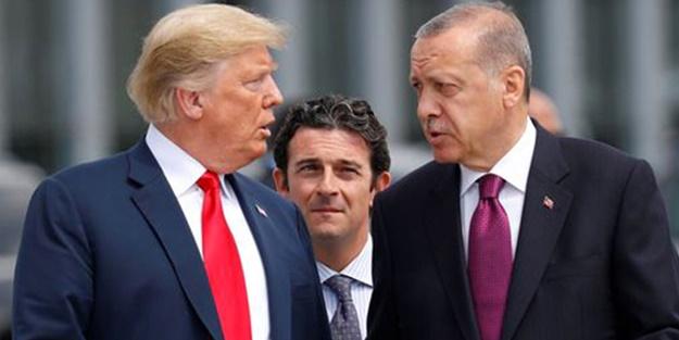 Erdoğan Trump'a baskı yaptı: Derhal serbest bırakın