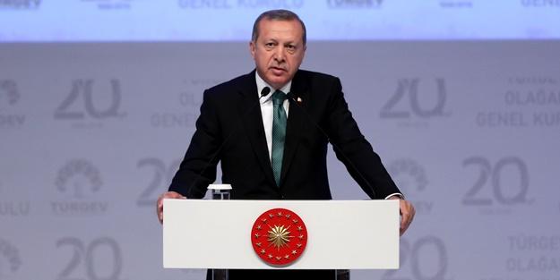 Erdoğan: Hiçbir Müslüman aile bu anlayışta olamaz