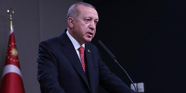 Erdoğan: Türkiye'yi cezalandırmaya çalışıyorlar