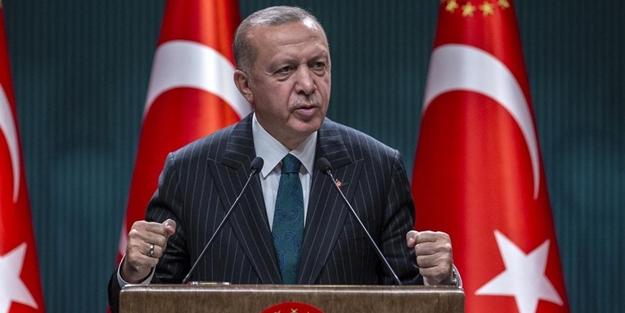 Erdoğan üstüne basa basa söylemişti... Herkes merak ediyordu, ve belli oldu!
