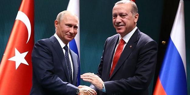 Erdoğan ve Putin'in ortak başarısı