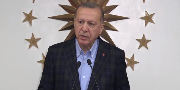 Erdoğan yeni alınan koronavirüs tedbirlerini açıkladı: Daha ileri gitmesini istemiyorsak...