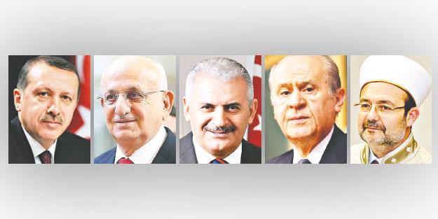 Erdoğan:Yolumuza çıkan engelleri kaldırıyoruz