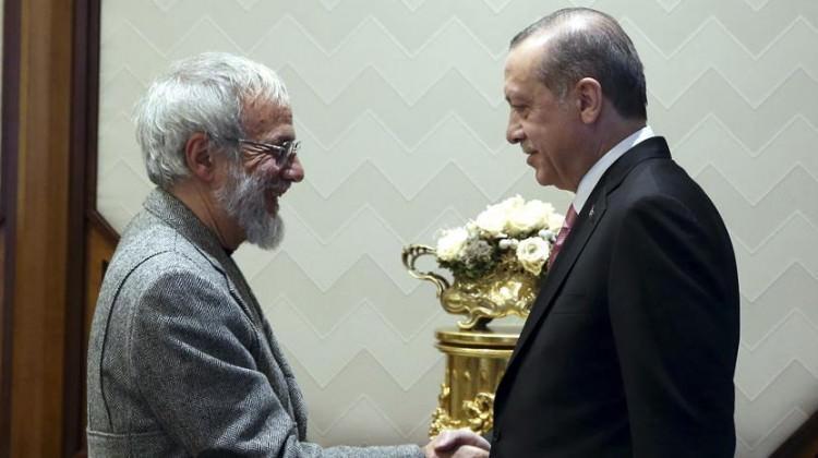 Erdoğan, Yusuf İslam'ı kabul etti
