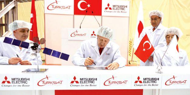 Erdoğan: Türksat 4A 15 Şubat'ta uzayda!