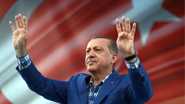 Erdoğan'a destek kampanyası başlatıldı!