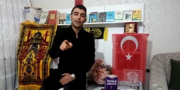 Erdoğan'a 'Diplomasız' demişti! Davutoğlu'nun çömezine tokat gibi cevap