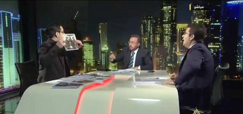 Erdoğan'a hakaret edince yayından kovdu