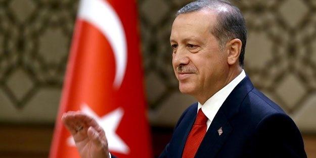 Erdoğan'a uçakta brifing