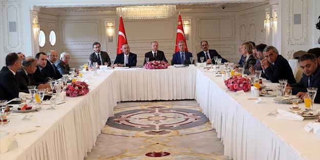 Erdoğan'dan ABD'li senatöre sert tepki: Bu zat Türkiye düşmanı!