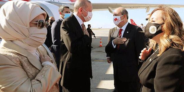 Erdoğan'dan 2 müjde 5 senaryo! Dünyanın gözü kulağı KKTC ziyaretinde