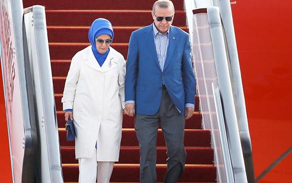 Erdoğan'dan 7 sene sonra bir ilk
