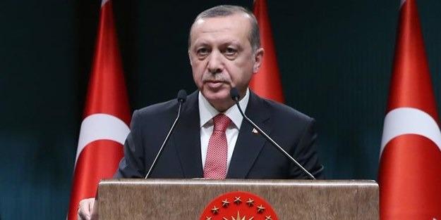 Erdoğan'dan ABD'nin talebine sert cevap: Bedelini ödeyecekler!