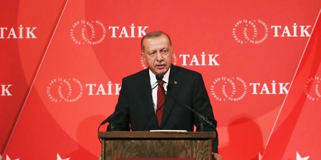 Erdoğan'dan ABD'ye F-35 mesajı!