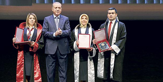 Erdoğan'dan ABD'ye terörist resti