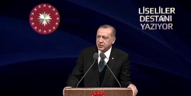 ERDOĞAN'DAN AP'YE AFRİN RESTİ!