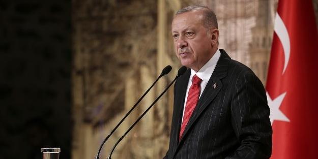 Erdoğan'dan