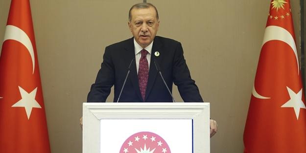 Başkan Erdoğan'dan BRICS'e 'T' eklensin teklifi