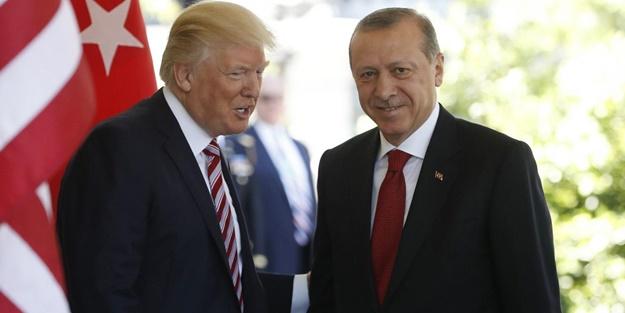 Erdoğan'dan çarpıcı 'Trump' yorumu!