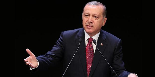 Cumhurbaşkanı Erdoğan rest çekti: İsteseniz de istemeseniz de...